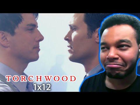 "Torchwood Season 1 Episode 12 ""Captain Jack Harkness"" REACTION!"