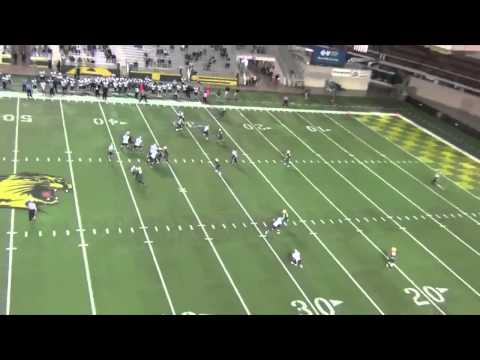 Northwood/Northern Michigan Football Highlights