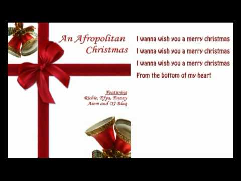 The Afropolitan Experience - Christmas song from the album 'An Afropolitan Christmas' produced by African Regent and Lynx Entertainment.