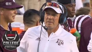 College Football Highlight: Texas A&M shines in Jimbo Fisher's Aggies' debut | ESPN
