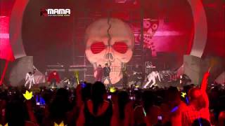 Video 빅뱅(BIGBANG) - 크레용(CRAYON) & 판타스틱 베이비(FANTASTIC BABY) : MAMA 2012 MP3, 3GP, MP4, WEBM, AVI, FLV Januari 2019
