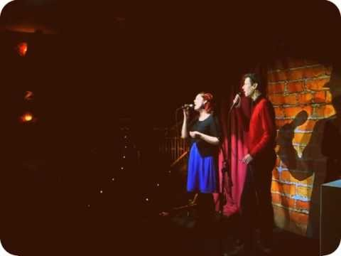 Fairytale Of New York- Therese Sandin & Ola Aurell, Maffia Comedy Club