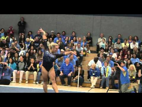 UCLA's Samantha Peszek: Pac-12 Gymnast of the Week (3/13)
