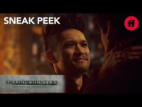 Shadowhunters   Season 3, Episode 10 Sneak Peek: Magnus Tells Alec He Is Going To Edom   Freeform