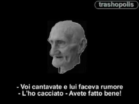 Zio Peppe canta!
