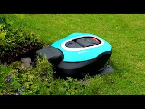 Gardena Rasenmäher Roboter im Test