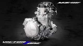 2. 2018 Yamaha YZ450F | Engine