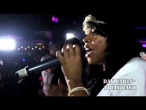 Video: Superstar Jay Remy Ma Day Party