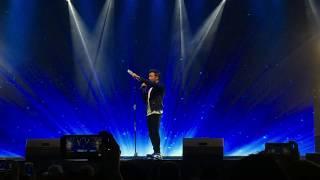 Video Beautiful In White - Shane FIlan (Live Concert Always Love Tour Surabaya) MP3, 3GP, MP4, WEBM, AVI, FLV Maret 2018