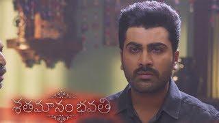 Video Emotional scene between Sharwanand, Prakashraj and Jayasudha -  Shathamanam Bhavathi MP3, 3GP, MP4, WEBM, AVI, FLV Maret 2018