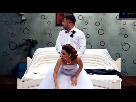 ПРИКОЛЫ НА СВАДЬБЕ - Главное женское желание: как выйти замуж - Дизель Шоу | ЮМОР ICTV (видео)