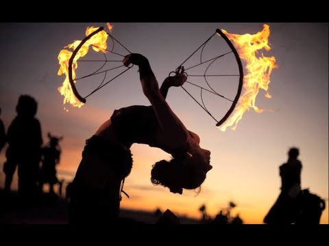 Portrait Photography Tips &#8211; Patrick Roddie&#8217;s Burning Man Photos