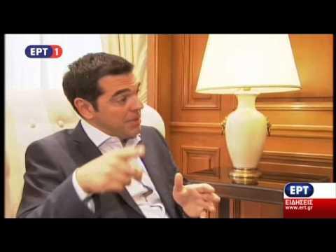Ο διάλογος του Αλ.Τσίπρα με τον Στ. Θεοδωράκη