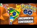 Pokémon GO  en LATINOAMERICA?!! LANZAMIENTO CONFIRMADO