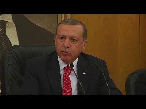 Για επέκταση της ζώνης ασφαλείας στη Συρία, προειδοποίησε ο Ερντογάν