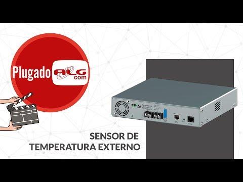 Sensor de Temperatura Externo