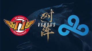 Video SKT vs. C9 | Group Stage Day 1 | 2017 World Championship | SK telecom T1 vs Cloud9 MP3, 3GP, MP4, WEBM, AVI, FLV Juni 2018