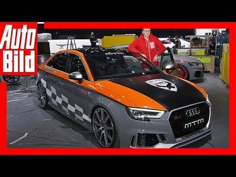 MTM RS5 R & RS3 R / Premiere / Sitzprobe / Details / Ge ...