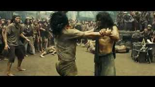 Video Ong Bak 2 Slave Fight Scene HUN DUB MP3, 3GP, MP4, WEBM, AVI, FLV Juli 2019
