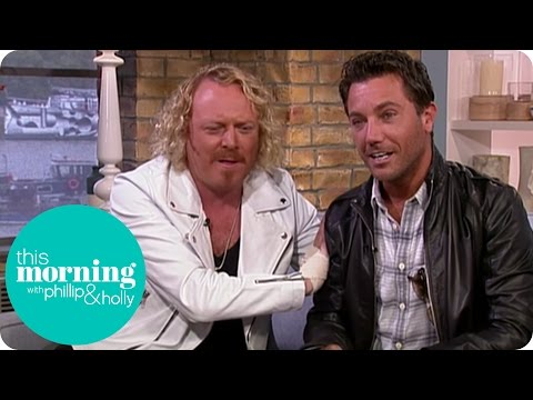 this morning - According to Keith Lemon Gino D'acampo is actually from Sheffield and his whole identity is a lie. Watch more videos of This Morning on the official YouTube ...