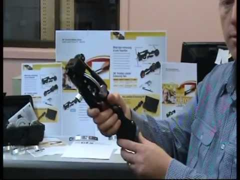 Metal Tape Embosser | Dymo M11 Video Image