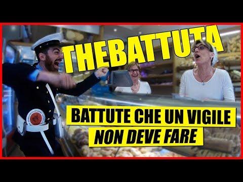 15 Battute Squallide che un VIGILE non Deve Fare - [Candid Camera] - theShow