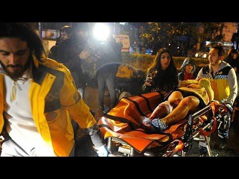 attentato a capodanno in turchia: strage in una discoteca