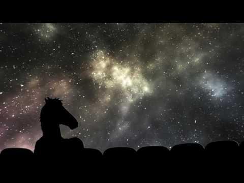 Bojack Horseman S03E11 - We are Just Tiny Specks [Planetarium Ending Scene]