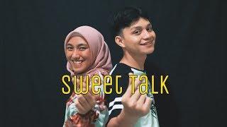 Sheryl Sheinafia & Rizky Febian Feat. Chandra Liow - Sweet Talk   cover by La Rimba & Amira Rajulan