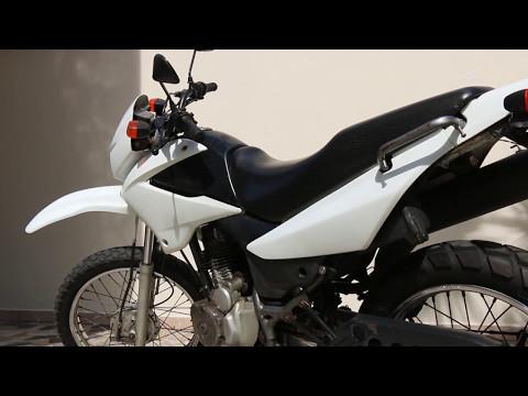 Moto Honda Bros (NXR 125)