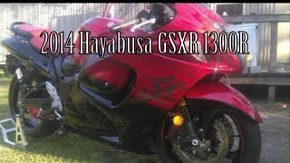 4. 2014 Hayabusa gsx1300r First Ride & Reactions!
