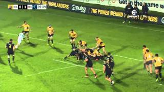 Highlanders v Brumbies Rd.10 2016 | Super Rugby Video Highlights