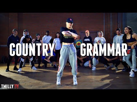 Nelly - Country Grammar - Dance Choreography by Delaney Glazer - #TMillyTV