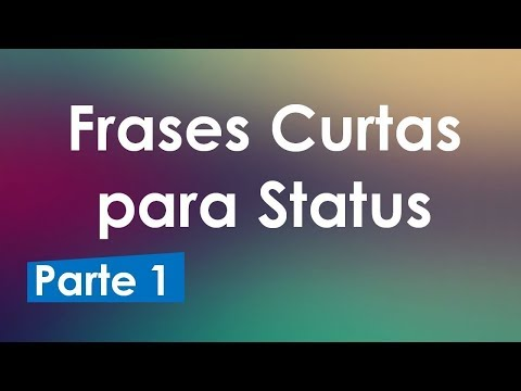 Frases Curtas para Status #1