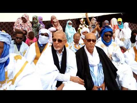 الرجاله ولد الميداح: منتوج اترارزة أثرى جميع المهرجانات الوطنية  – فيديو