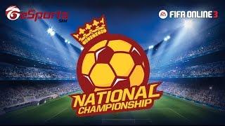 KBC National Championship Season 1, Round Robin 6, fifa online 3, fo3, video fifa online 3