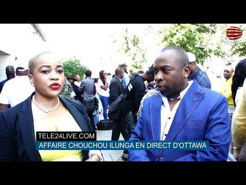 Procès Chouchou Ilunga en direct d'Ottawa, plus de 300 personnes