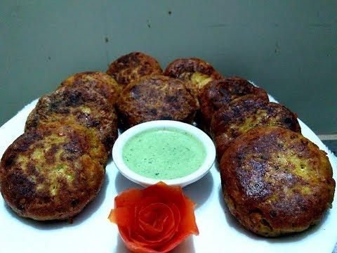 Shami Kabab/ Chicken Shami kabab / Kababa recipe