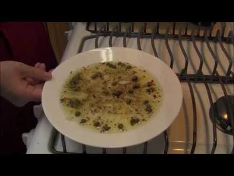 Anchovy recipes: How to eat anchovies: Healthy Recipes with Anchovies: Alici Marinati!