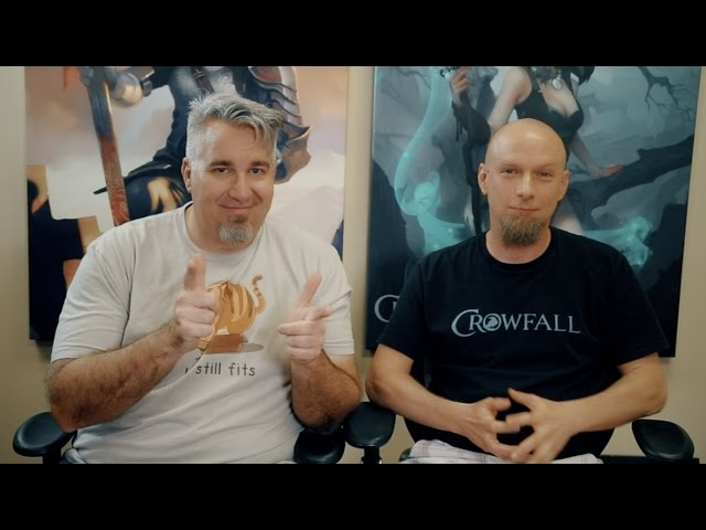 Crowfall - ACE Q&A for May: How, What, When?