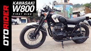 Video Kawasaki W800 First Ride Review - Indonesia | OtoRider MP3, 3GP, MP4, WEBM, AVI, FLV Juli 2017