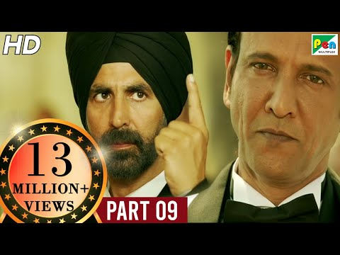 Singh Is Bliing (2015) | Akshay Kumar, Amy Jackson, Lara Dutta | Hindi Movie Part 9 of 10 | HD 1080p