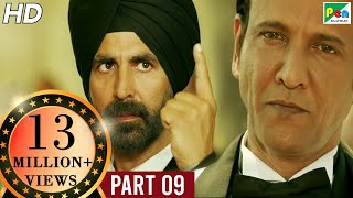 Singh Is Bliing  2015    Akshay Kumar  Amy Jackson  Lara Dutta   Hindi Movie Part 9 Of 10   Hd 1080p