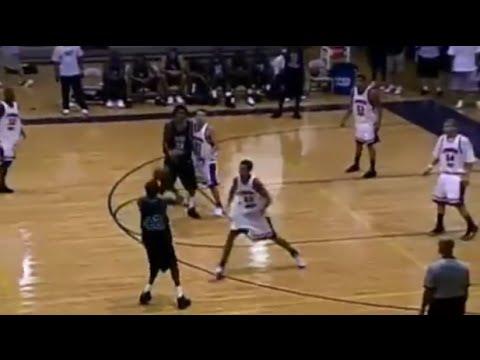 NBAClipz - Click here for 50% off BoingVERT's professional vertical jump program: http://boingvert.com/maxfunke/ Amazing High School plays of current NBA Players - LeBr...