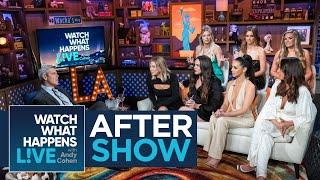 After Show: Do The #PumpRules Ladies Have Baby Fever? | Vanderpump Rules | WWHL