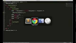 WordPress Development Tutorials - Pt 5: HTML CSS To Theme