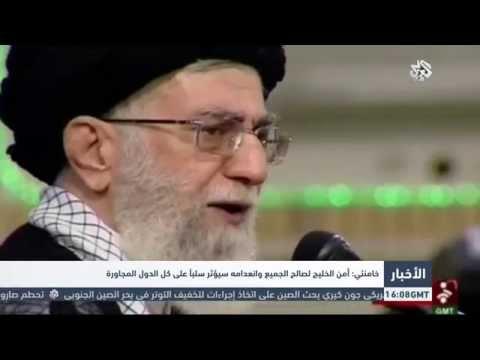 """إيران تدعم الشعوب """"المظلومة"""" في البحرين واليمن"""
