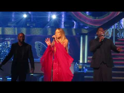 Mariah Carey ~ One Sweet Day, Live In Vegas HD, July 8 2018