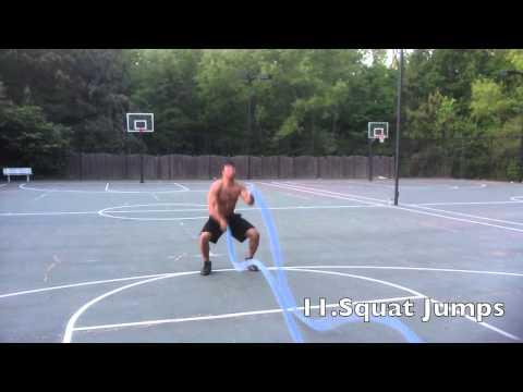"""23 Battle Rope Exercises-""""Not Your Average Joe's Fitness Training"""""""
