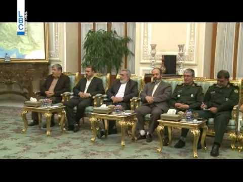 LBCINews-الجيش والهبة الايرانية عناوين لقاءات مقبل في طهران